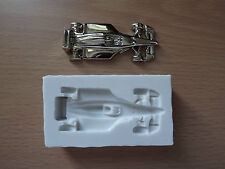 F1 Racing Car Transport Toy Food Grade Silicone Mould Cake Decorating Sugarcraft