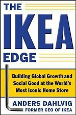 The IKEA Edge: Building Global Growth and Social Good at the World's M-ExLibrary