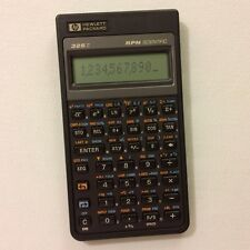 RPN Scientific Calculator (Hewlett Packard HP 32S II)