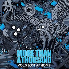 MORE THAN A THOUSAND - VOL.5-LOST AT HOME  CD NEU