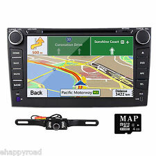 """8"""" Double 2 Din Car DVD Player GPS Navigation BT TV for Toyota Corolla 2007-2013"""