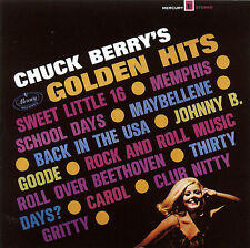 "CHUCK BERRY ""GOLDEN HITS"" PREMIUM QUALITY USED LP (NM/EX)"