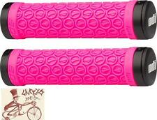 ODI SDG LOCK-ON PINK BMX-MTB BICYCLE GRIPS