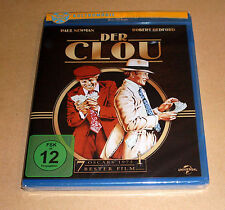 Blu Ray - Der Clou - Paul Newman - Robert Redford ( The Sting ) - Neu OVP