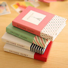 Sticky Notes Notebook Memo Pad Bookmark Paper Creative Sticker Notepad Office