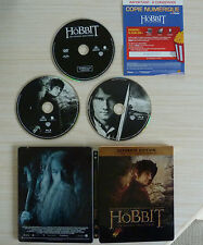 EDITION ULTIMATE 2 DISC BLU RAY + DVD FILM LE HOBBIT UN VOYAGE INATTENDU