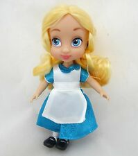 5'' Alice in Wonderland Disney Animators' Collection Figure Mini Doll