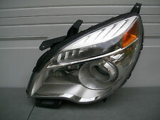 CHEVY EQUINOX LTZ 10 11 12 13 14 15 HEADLIGHT OEM LH HALOGEN