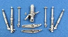 F-8 Crusader Landing Gear For 1/32nd Scale Trumpeter Model  SAC 32023