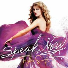 TAYLOR SWIFT (SPEAK NOW CD - SEALED + FREE POST)