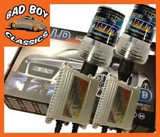 H1 XENON HID Headlight Conversion Kit 6000k