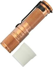 Maratac MARAACU Copper AA LED Flashlight 138 Lumens