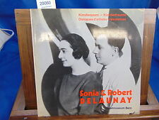 Kuthy Sonia & Robert Delaunay Dialogues d'artistes...