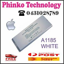 "NEW Battery for Apple MacBook 13"" A1181 A1185 MA561 MA566 MA561LL/A White"