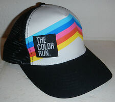 Unworn The Color Run Happiest 5k on the Planet Paint Race Baseball Hat Cap