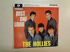 """HOLLIES:Just One Look + 3-U.K. 7"""" 64 Parlophone E.M.I. Records GEP 8911 Mono PCV"""