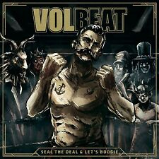 VOLBEAT : SEAL THE DEAL & LET'S BOOGIE  (180g Double LP Vinyl) sealed