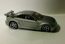 Hot Wheels 2006 Code Car Series AMG Mercedes CLK DTM Gray