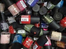 MIXED LOT ONE-HUNDRED RIMMEL POLISH NEW!- ASSORTED COLORS -100 PIECES el 1807