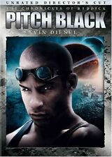 DVD - Animation - Pitch Black - Unrated, Director's Cut - Vin Diesel
