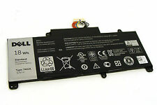 new original battery for Dell Venue 8 Pro (5830) Tablet 74XCR 074XCR 3.7V 18wh