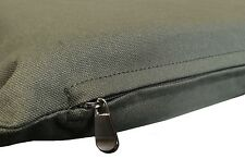"""Durable Green Canvas100% Cotton Fabric Pet Dog Bed Cover - 47""""x29"""" Flat Style"""