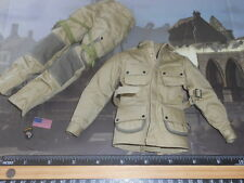 DID JACKET + PANTS WWII US NORMANDY 101st AIRBORNE DIVISION RYAN 1/6TH TOYS