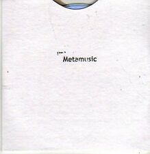 (CB376) Metamusic, World To Come EP - DJ CD