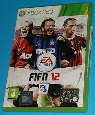 Fifa 12 - Microsoft XBOX 360 - PAL