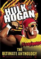 WWE - Hulk Hogan - The Ultimate Anthology (DVD, 2006, 3-Disc Set) region 4