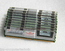 4GB RAM HP 466436-061 HP DL380 G5 DL360 397415-B21 PC2-5300F FB DIMM 667 Memory