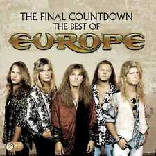 EUROPE The Final Countdown The Best Of 2CD BRAND NEW