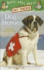 Magic Tree House Fact Tracker #24: Dog Heroes: A Nonfiction Companion -ExLibrary