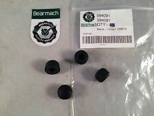 Bearmach Land Rover Discovery 2 TD5/V8 Caliper Bleed nipple Dust Caps 594091 x 4