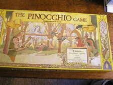 Cadaco 1985 Storybook Classic PINOCCHIO Game For 2-4 Players Ages 4-10~~COMPLETE