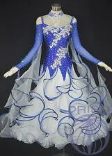 BALLROOM .STANDARD. SMOOTH DANCE COMPETITION DRESS SIZE S M L B2549