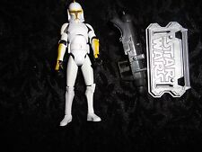 Star Wars Clone Trooper Army Of The Republic Action Figure - FREE SHIPPING