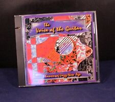 """""""The Voice of the Guitar"""" Flamenco Jazz New Age Stubblefield 1998 Music CD"""