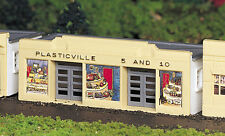 Bachmann Plasticville H O Building Kit 5 & 10 Store 45142 NEW