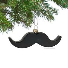 Deluxe Mustache Christmas Tree Ornament!