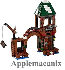 NEW LEGO Hobbit 79016 Attack on Lake-town Set with manual - *NO MINIFIGURES*