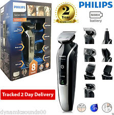 Phillips QG3362/23 12-in-1 Mens Hair Beard Moustache Nose Clipper Trimmer Shaver