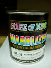 MB00 NEUTRAL CLEAR MARBILIZER MB-00 HOUSE OF KOLOR 1 Qt