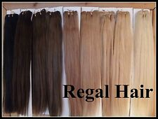 """20""""SUPER DELUXE 150G WEAVE/WEFT #2 5A GRADE HUMAN REMY HAIR UK SELLER"""