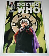 DOCTOR WHO : The THIRD DOCTOR # 1 Titan Comic  2016   NM   DIAMOND UK EXCLUSIVE
