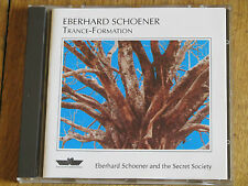 EBERHARD SCHOENER AND THE SECRET SOCIETY - TRANCE-FORMATION - ANDY SUMMERS