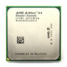 AMD Athlon 64 x2 5200+ 2.6ghz/2mb zócalo/socket am2 ada5200iaa6cs Processor CPU