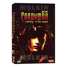 CANDYMAN 2 (Farewell To The Flesh) (1995) DVD - Tony Todd (*New *All Region)
