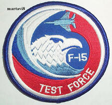 US.Air Force `F-15 EAGLE` Aircraft Cloth Badge / Patch (F15-8)