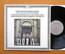 414 277-1 Virtuoso Recorded Music Amsterdam Loeki Stardust Quartet 1985 NM/EX